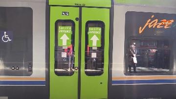 8 - Fase 2 alla Stazione Termini di Roma tra percorsi differenziati e sedute distanziate