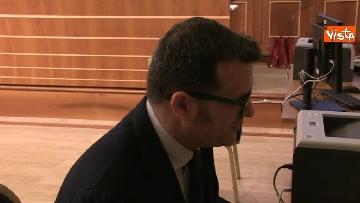 3 - Da Centinaio a Laforgia, i senatori si registrano a Palazzo Madama