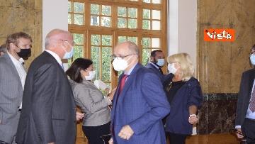 4 - De Micheli sigla protocollo d'intesa con Politecnico di Milano, le immagini