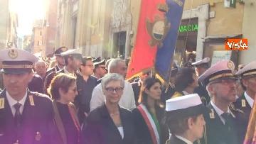 4 - Canti e preghiere alla Festa de Noantri a Trastevere, le immagini della processione
