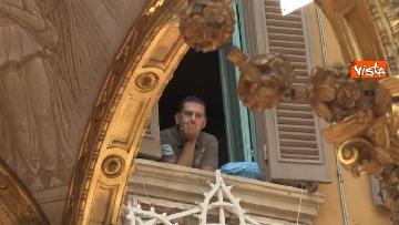 2 - Canti e preghiere alla Festa de Noantri a Trastevere, le immagini della processione
