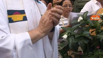12 - Canti e preghiere alla Festa de Noantri a Trastevere, le immagini della processione