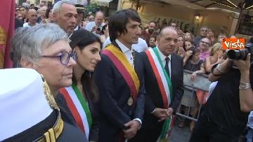 10 - Canti e preghiere alla Festa de Noantri a Trastevere, le immagini della processione