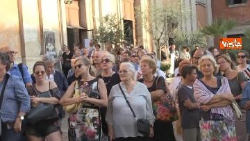 18 - Canti e preghiere alla Festa de Noantri a Trastevere, le immagini della processione