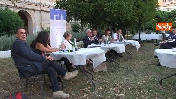 1 - Terrorismo, difesa comune europea e sicurezza informatica, il convegno con Covassi immagini