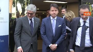4 - L'Assemblea di Confitarma con il presidente del Consiglio Conte