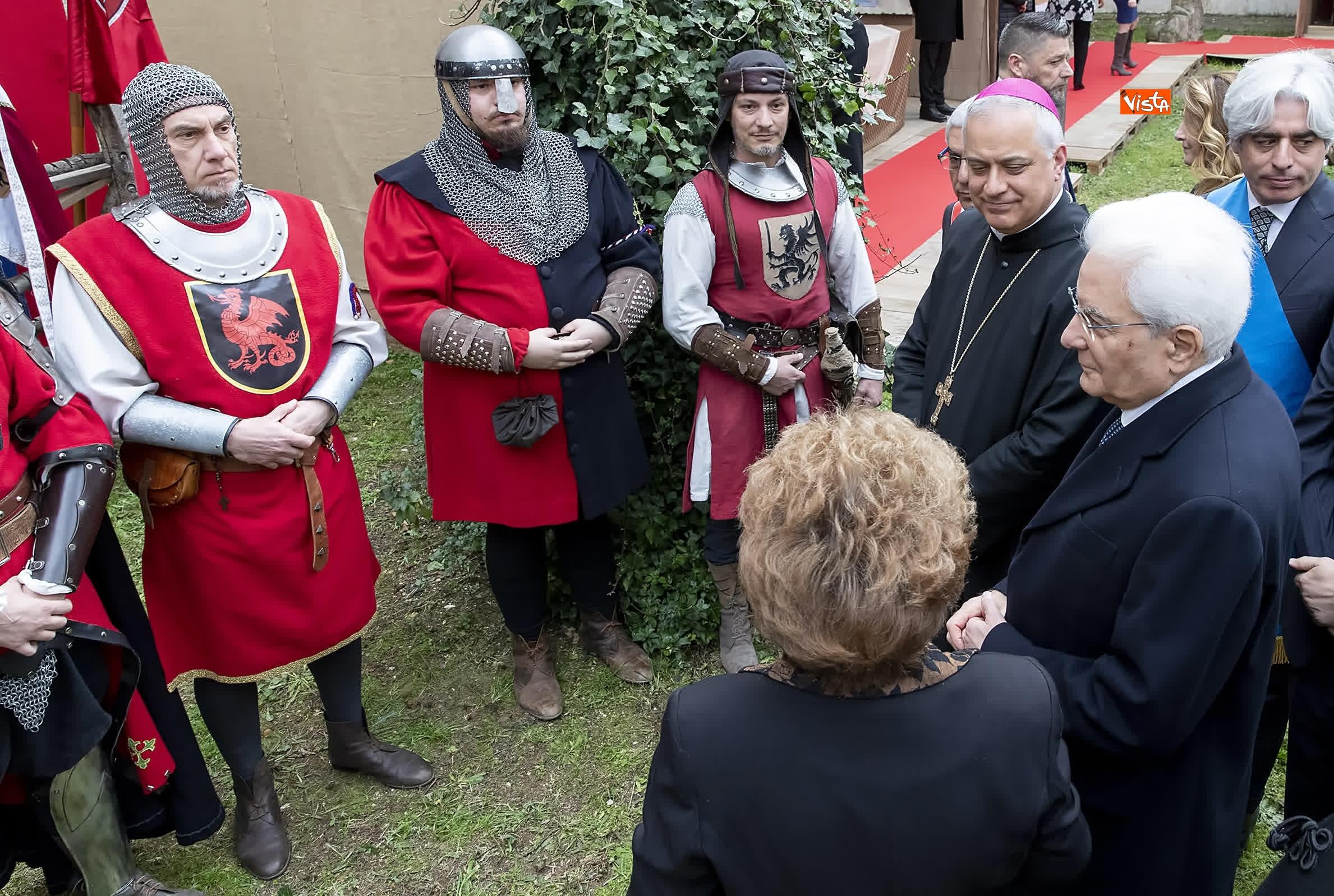 11-03-19 Mattarella alla cerimonia di inaugurazione dell Anno Accademico dell Universita di Cassino_15