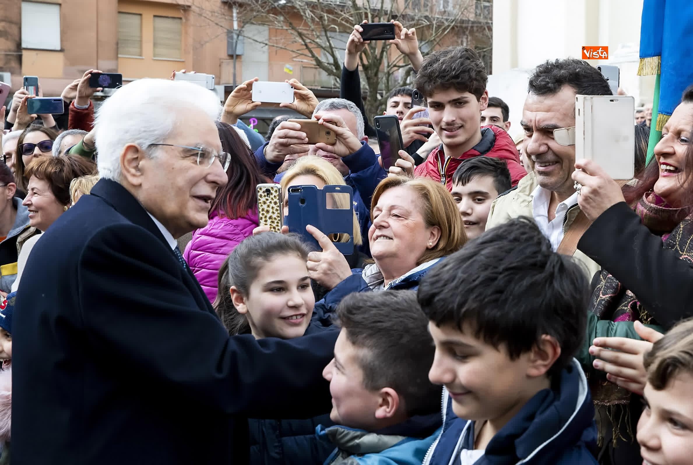 11-03-19 Mattarella alla cerimonia di inaugurazione dell Anno Accademico dell Universita di Cassino_16