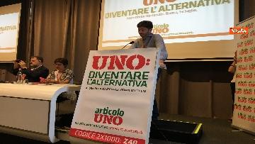 15 - Articolo Uno, l'Assemblea nazionale a Roma immagini