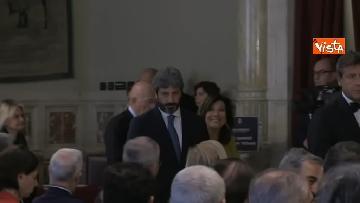1 - Garante privacy presenta relazione annuale in Parlamento con Fico e Casellati, immagini