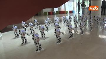 5 - Robotica al Campus Biomedico