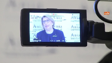 3 - Ania, l'assemblea annuale 2020 con Conte e Patuanelli in video collegamento, immagini