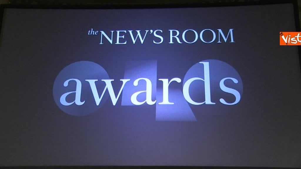 Vespa, Scrosati e Le Iene premiati da The New's Room, il primo bimestrale italiano fatto da Under 35 1