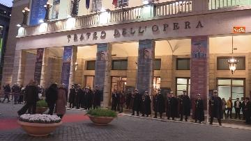 7 - Teatro Opera, 150 anni di Roma Capitale, le foto dal tappeto rosso