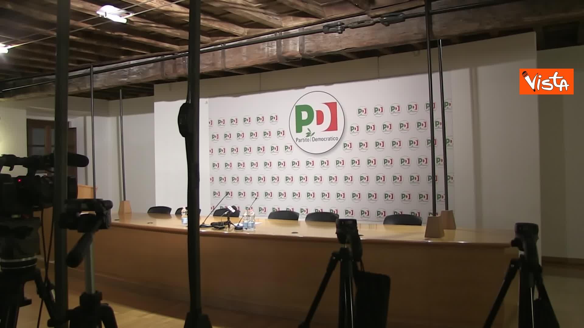 La notte elettorale nella sede PD _02