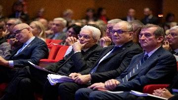 1 - Mattarella all'assemblea Asvis