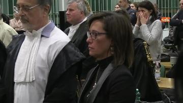 6 - Sentenza Cucchi, condannati a 12 anni i due carabinieri