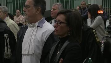 5 - Sentenza Cucchi, condannati a 12 anni i due carabinieri