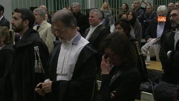 4 - Sentenza Cucchi, condannati a 12 anni i due carabinieri