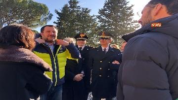 4 - Matteo Salvini in Toscana per la consegna di un bene confiscato alla mafia