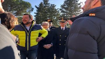 3 - Matteo Salvini in Toscana per la consegna di un bene confiscato alla mafia