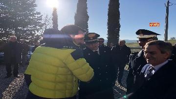 7 - Matteo Salvini in Toscana per la consegna di un bene confiscato alla mafia