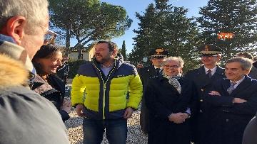 2 - Matteo Salvini in Toscana per la consegna di un bene confiscato alla mafia