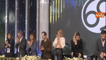 7 - Rocco Papaleo, Anna Foglietta, Melissa Greta Marchetto, i protagonisti del Dopofestival