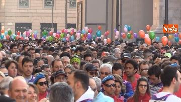 2 - Al via la Stramilano, 60mila runner nelle strade della città