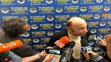 5 - Il professor Francesco Alberoni candidato per Fratelli d'Italia a 90 anni
