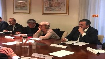 6 - Sindacati incontrano Di Maio al ministero dell'Economia