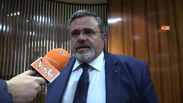 2 - Sindacati incontrano Di Maio al ministero dell'Economia