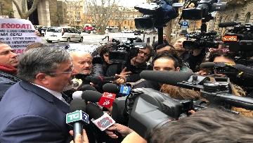 8 - Sindacati incontrano Di Maio al ministero dell'Economia