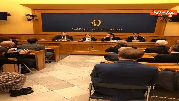 4 - Consigliere regione Lazio Aurigemma passa a FdI, immagini conferenza