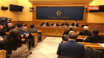 6 - Consigliere regione Lazio Aurigemma passa a FdI, immagini conferenza