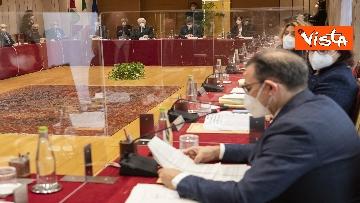 7 - Mattarella all'Assemblea plenaria del Csm, le immagini