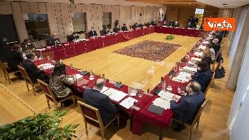 2 - Mattarella all'Assemblea plenaria del Csm, le immagini