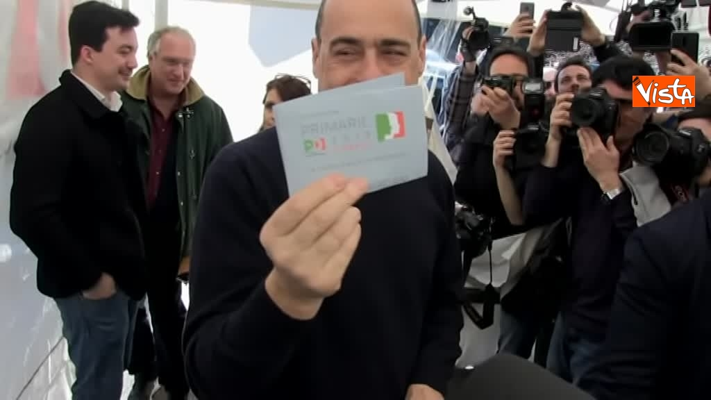 03-03-19 Primarie Pd il voto di Zingaretti_09