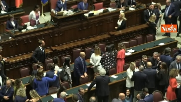 12 - 09-09-19 Governo Conte bis incassa la fiducia alla Camera
