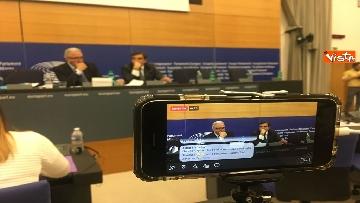 12 - Il Commissario Ue Avramopoulos al Parlamento di Strasburgo