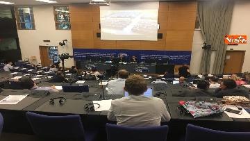 15 - Il Commissario Ue Avramopoulos al Parlamento di Strasburgo