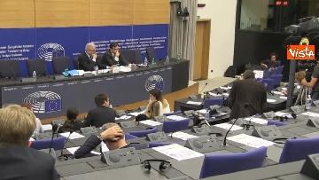 5 - Il Commissario Ue Avramopoulos al Parlamento di Strasburgo