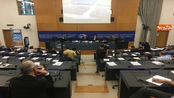 9 - Il Commissario Ue Avramopoulos al Parlamento di Strasburgo
