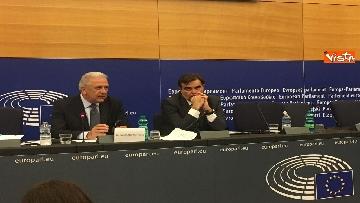 7 - Il Commissario Ue Avramopoulos al Parlamento di Strasburgo
