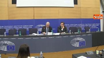 2 - Il Commissario Ue Avramopoulos al Parlamento di Strasburgo
