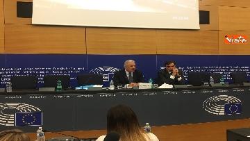 18 - Il Commissario Ue Avramopoulos al Parlamento di Strasburgo