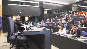 6 - Il Commissario Ue Avramopoulos al Parlamento di Strasburgo