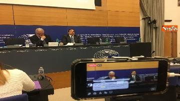 11 - Il Commissario Ue Avramopoulos al Parlamento di Strasburgo