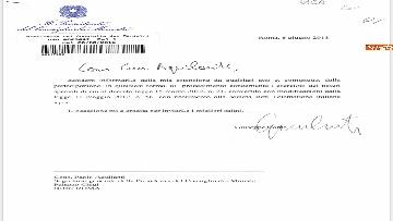 3 - Caso Fiber, ecco i documenti trasmessi da Conte