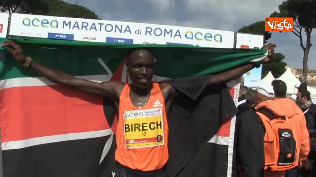 08-04-18 Maratona di Roma, ecco l'arrivo dei vincitori 07